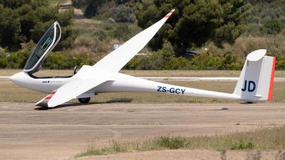 ZS-GCY - Jonker JS-1 - Private