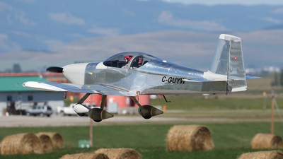 A picture of CGUYW - Van's RV7A - [70514] - © Mike MacKinnon