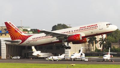 VT-EPF - Airbus A320-231 - Air India