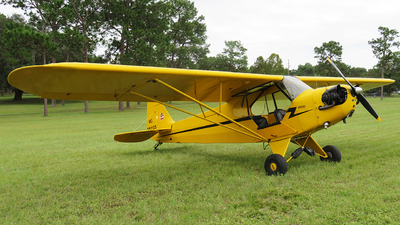 N35233 - Piper J-3C-65 Cub - Private