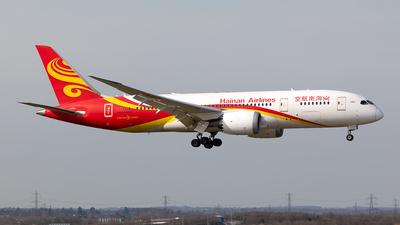 B-2730 - Boeing 787-8 Dreamliner - Hainan Airlines