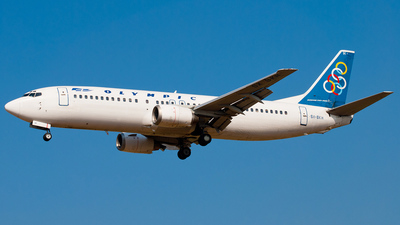 SX-BKH - Boeing 737-4Q8 - Olympic Airlines