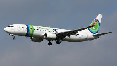PH-GUA - Boeing 737-8EH - Transavia Airlines