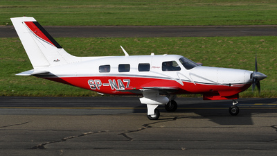SP-NAZ - Piper PA-46-350P Malibu Mirage - Private