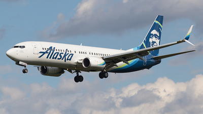 N525AS - Boeing 737-890 - Alaska Airlines