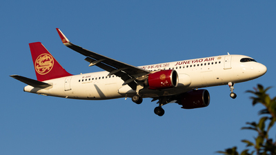 B-321C - Airbus A320-271N - Juneyao Airlines