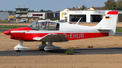 D-EHUR - Robin DR300/108 - Private