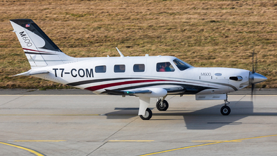 T7-COM - Piper PA-46-M600 - Private