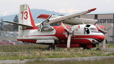 C-GHDY - Conair S-2 Firecat - Conair Aviation