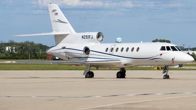 N291FJ - Dassault Falcon 50EX - Private