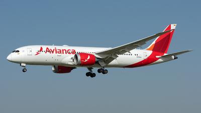 A picture of N792AV - Boeing 7878 Dreamliner - Avianca - © Ramon Jordi