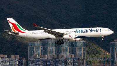 4R-ALQ - Airbus A330-343 - SriLankan Airlines