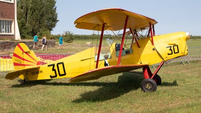 OO-MON - Stampe and Vertongen SV-4B - Private