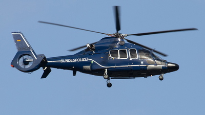 D-HLTR - Eurocopter EC 155 B1 - Germany - Bundespolizei