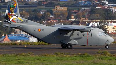 T.12B-71 - CASA C-212-100 Aviocar - Spain - Air Force