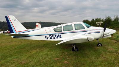 G-BGON - Grumman American GA-7 Cougar - Cabair