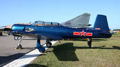 N82792 - Nanchang CJ-6A - Private