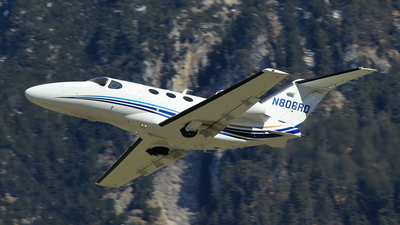 N808RD - Cessna 510 Citation Mustang - Private