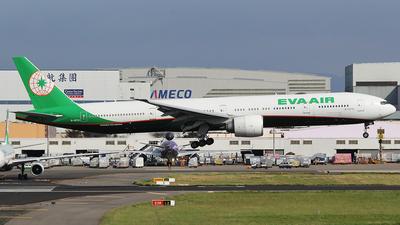 B-16731 - Boeing 777-36NER - Eva Air