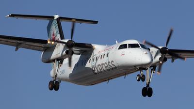 A picture of CGION - De Havilland Canada Dash 8100 - [127] - © Shon F