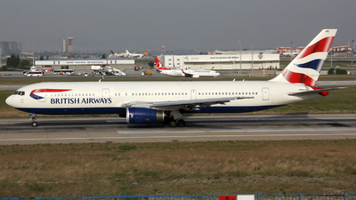 G-BNWB - Boeing 767-336(ER) - British Airways