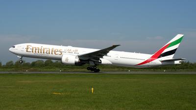 A6-ECA - Boeing 777-36NER - Emirates