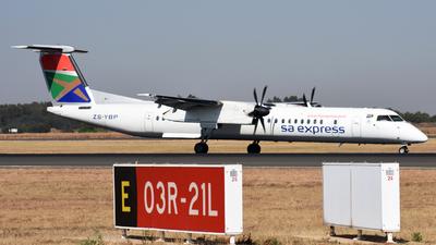 A picture of ZSYBP - De Havilland Canada Dash 8400 - [4142] - © ORTIASpotter
