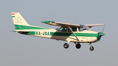 HA-JDA - Cessna 172M Skyhawk - CAVOK Aviation Training