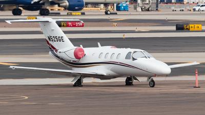 N525GE - Cessna 525 Citation CJ1 - Private