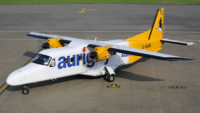 G-OAUR - Dornier Do-228NG - Aurigny Air Services