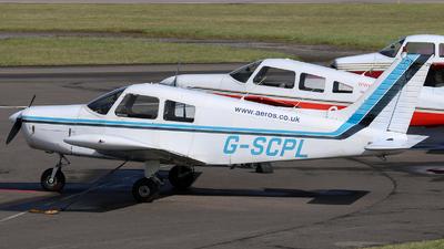 A picture of GSCPL - Piper PA28140 - [287725160] - © mark p
