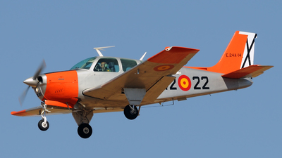 E.24A-14 - Beechcraft F33C Bonanza - Spain - Air Force