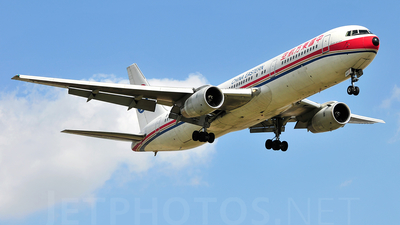 B-5001 - Boeing 767-3W0(ER) - China Eastern Airlines