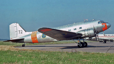 79007 - Douglas C-47A Skytrain - Sweden - Air Force