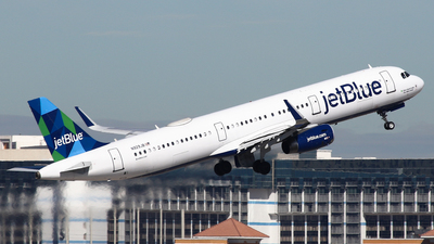 N929JB - Airbus A321-231 - jetBlue Airways