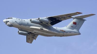 21143 - Ilyushin IL-76MD - China - Air Force
