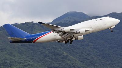 ER-JAI - Boeing 747-412(BDSF) - AeroTrans Cargo