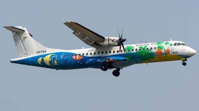 HS-PGA - ATR 72-212A(500) - Bangkok Airways