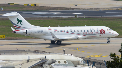 B-8196 - Bombardier BD-700-1A10 Global Express XRS - Zyb Lily Jet