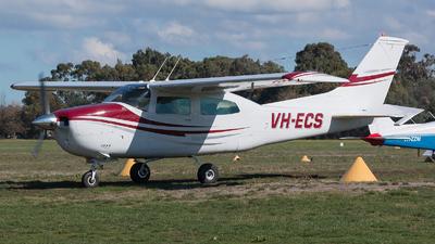 A picture of VHECS - Cessna 210L Centurion - [21060551] - © Thimo van Dijk