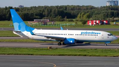 A picture of VPBFB - Boeing 7378LJ - Pobeda - © Ivan Goreza