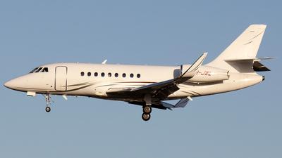 PH-JWL - Dassault Falcon 2000LX - Private