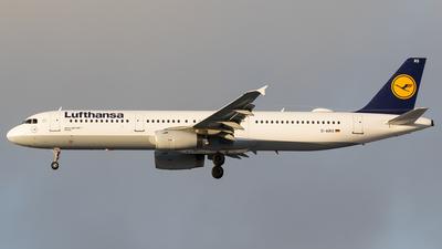 A picture of DAIRS - Airbus A321131 - Lufthansa - © Teemu Pesonen