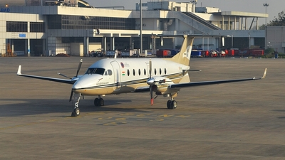VT-REQ - Beech 1900D - Air Odisha