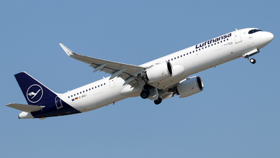 A picture of DAIEJ - Airbus A321271NX - Lufthansa - © Oliver Richter