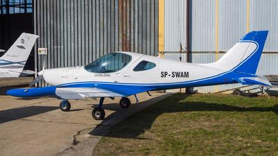 A picture of SPSWAM - BRM Aero Bristell - [222/2016] - © Adam Szczepkowski