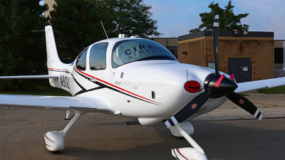 N80VJ - Cirrus SR20 - Cirrus Design Corporation