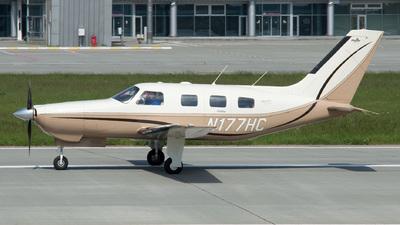 N177HC - Piper PA-46-350P Malibu Mirage - Private