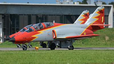 E.25-08 - CASA C-101EB Aviojet - Spain - Air Force
