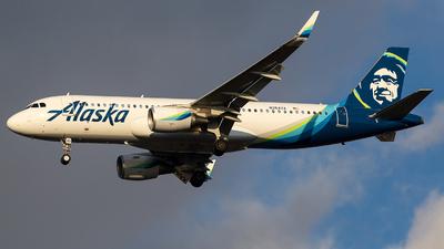 N364VA - Airbus A320-214 - Alaska Airlines